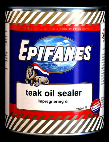 Epifanes Teak Oil Sealer 1L